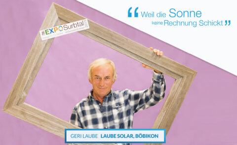 Lernen Sie die Laube Solar aus Böbikon kennen
